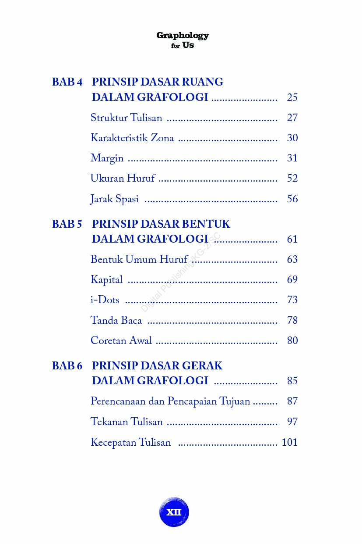 Ebook Belajar Graphology