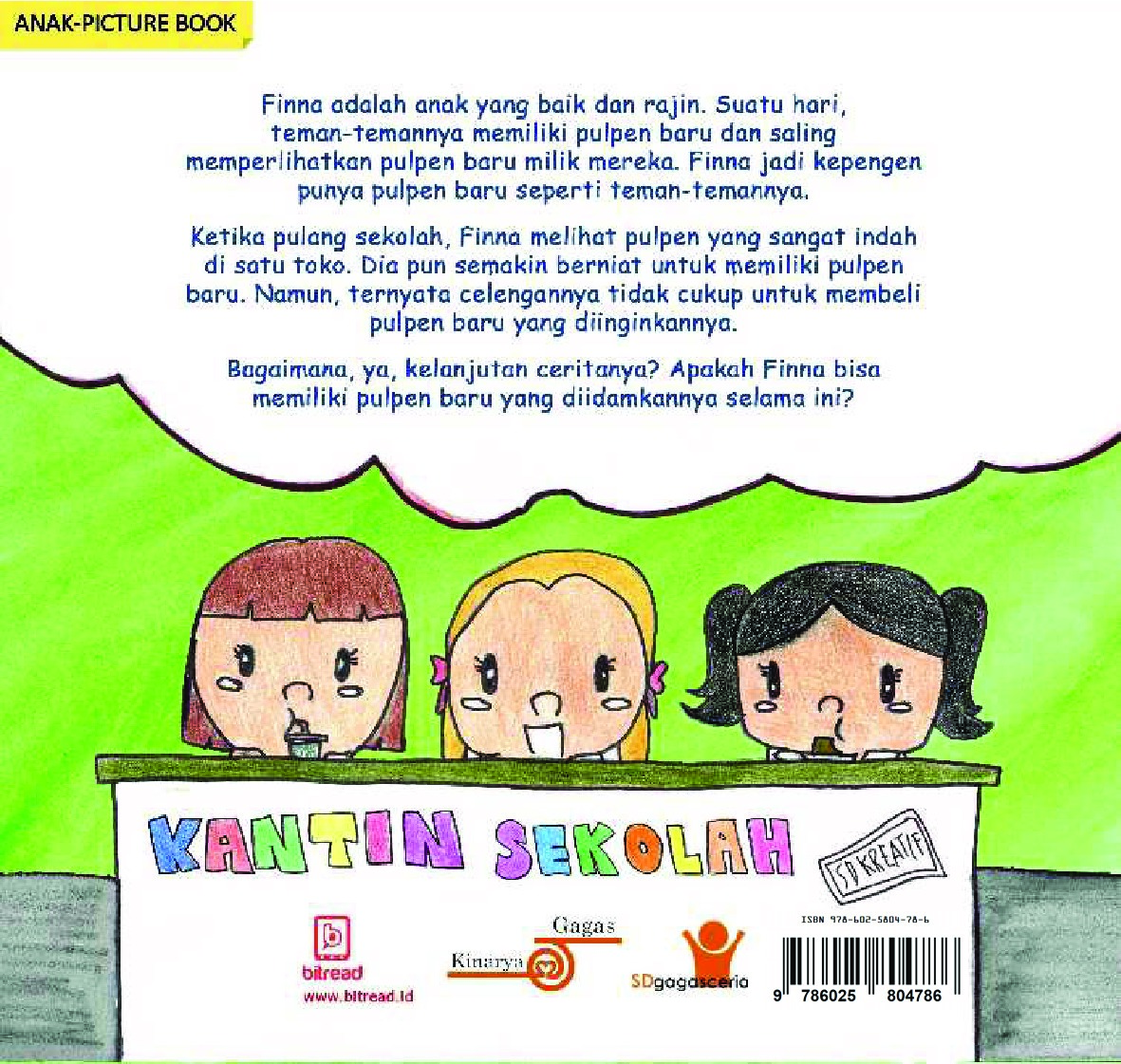 Pulpen Baru Book By Luna Amelia Khairunnisa Gramedia Digital Polpen Boks Single Issue