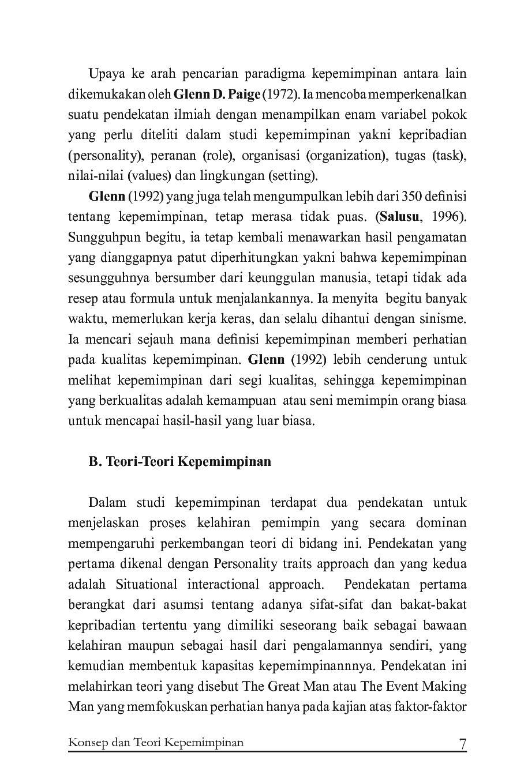 Jual Buku KEPEMIMPINAN PELAYAN (Dimensi Baru Dalam ...
