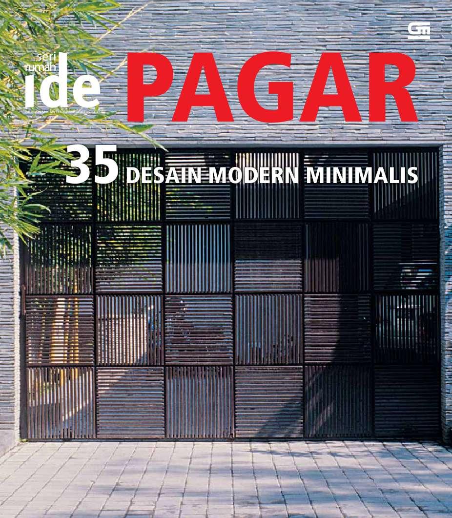 Jual Buku Seri Rumah Ide Pagar 35 Desain Modern Minimalis Oleh