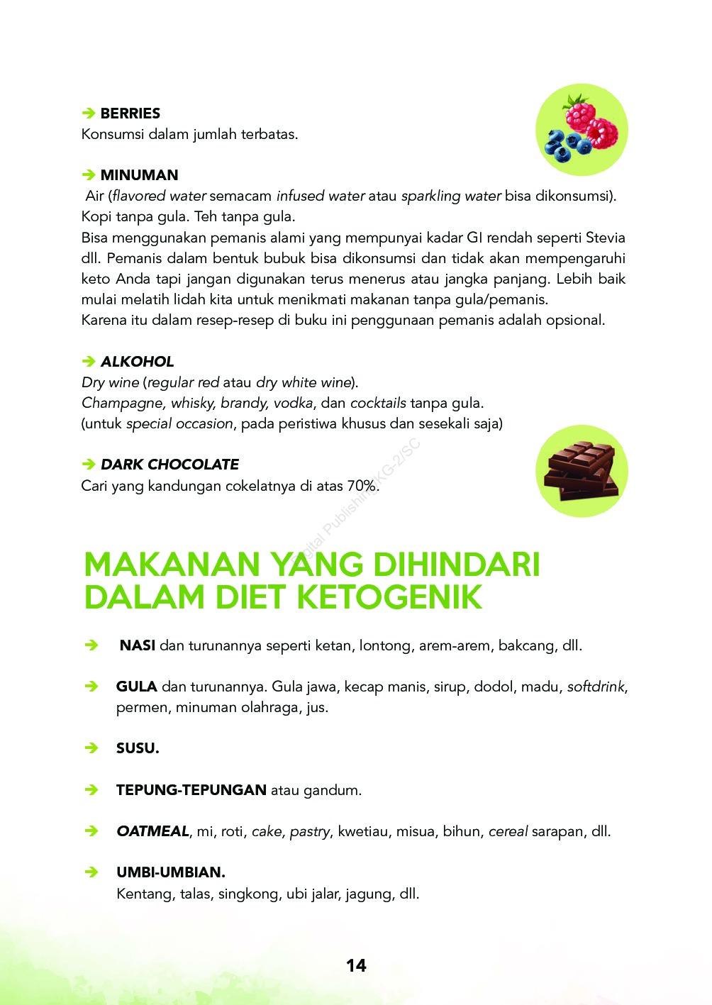 Mengenal Diet Ketogenik dan Dampaknya