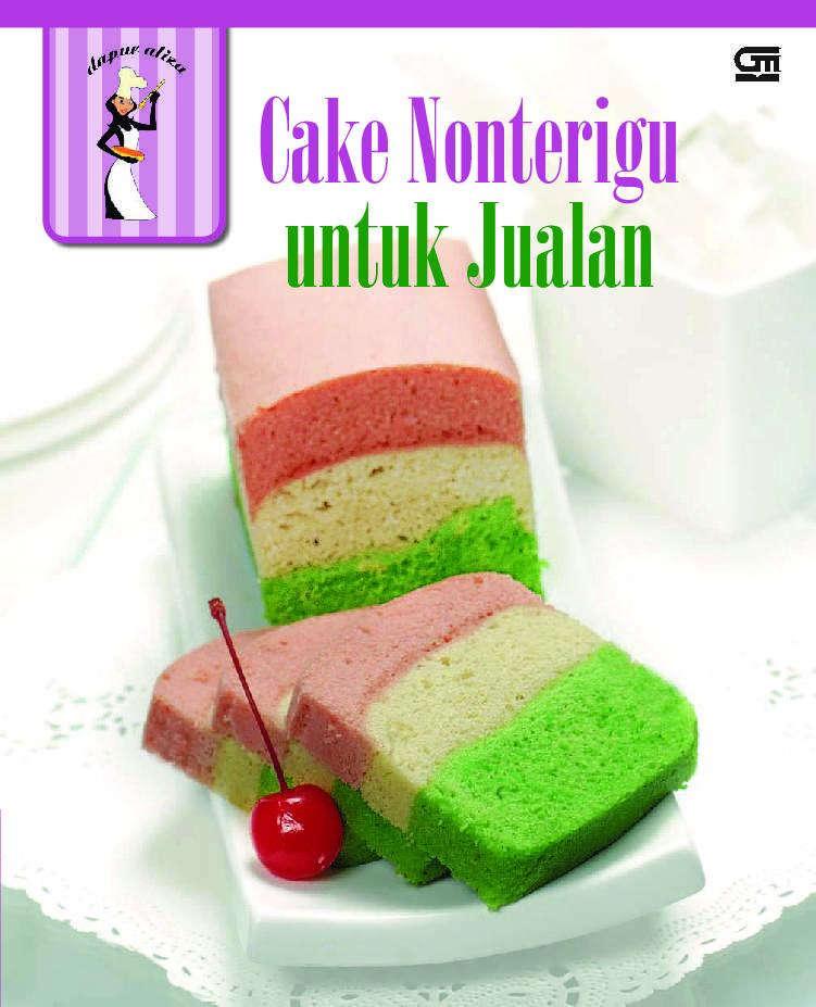 Cake Non-Terigu untuk Jualan