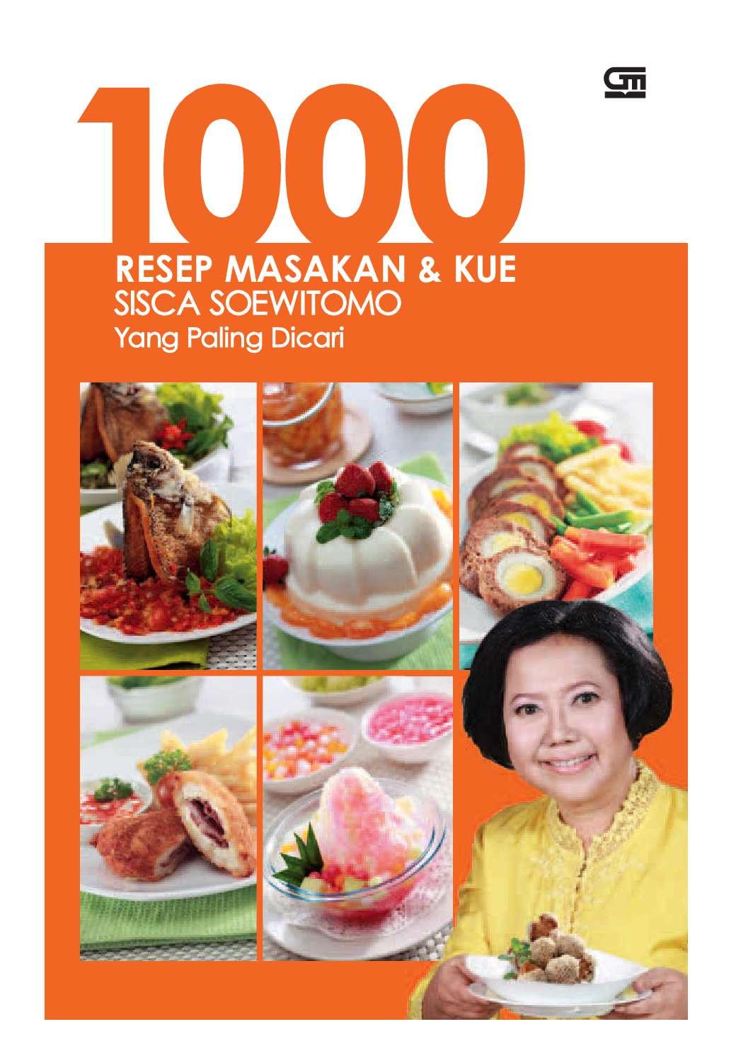 Ebook tradisional download resep masakan