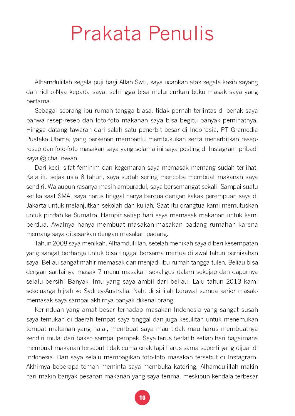 Gratis Ebook Resep Masakan Indonesia