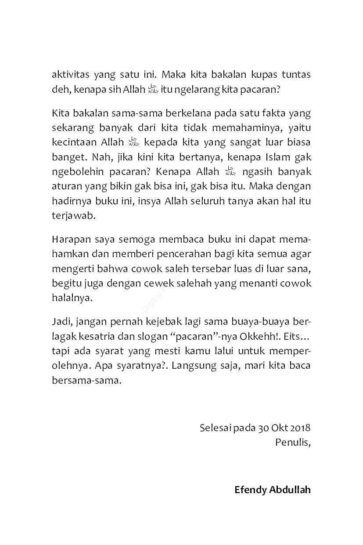 Jual Buku Cinta Allah Tak Pernah Salah Oleh Effendy
