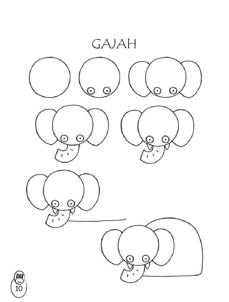 82 Gambar Animasi Hewan Mamalia Gratis Terbaru