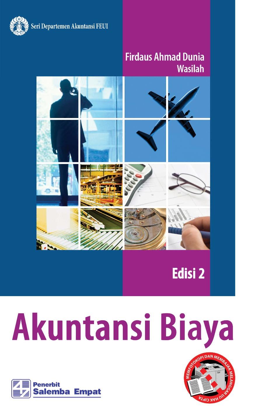 Kunci Jawaban Akuntansi Biaya Edisi 2 Penerbit Salemba Empat Guru Galeri