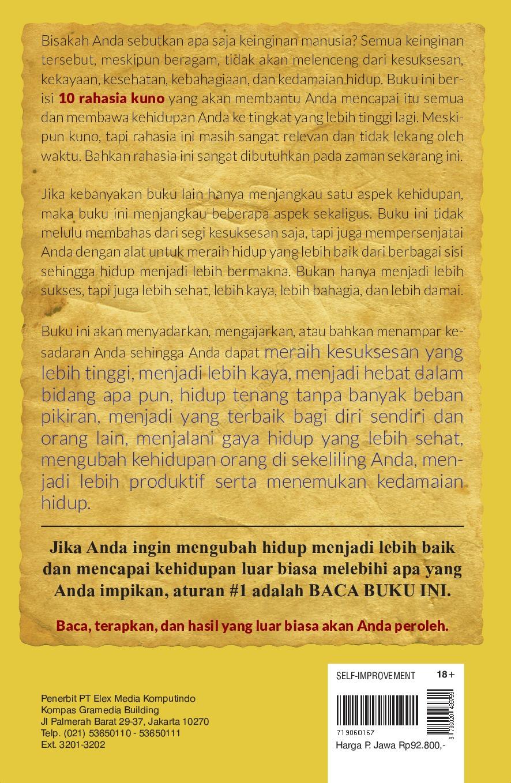 Jual Buku 10 Rahasia Kuno Untuk Meraih Kesuksesan Kekayaan Dan Kebahagiaan Oleh Suhardi Gramedia Digital Indonesia