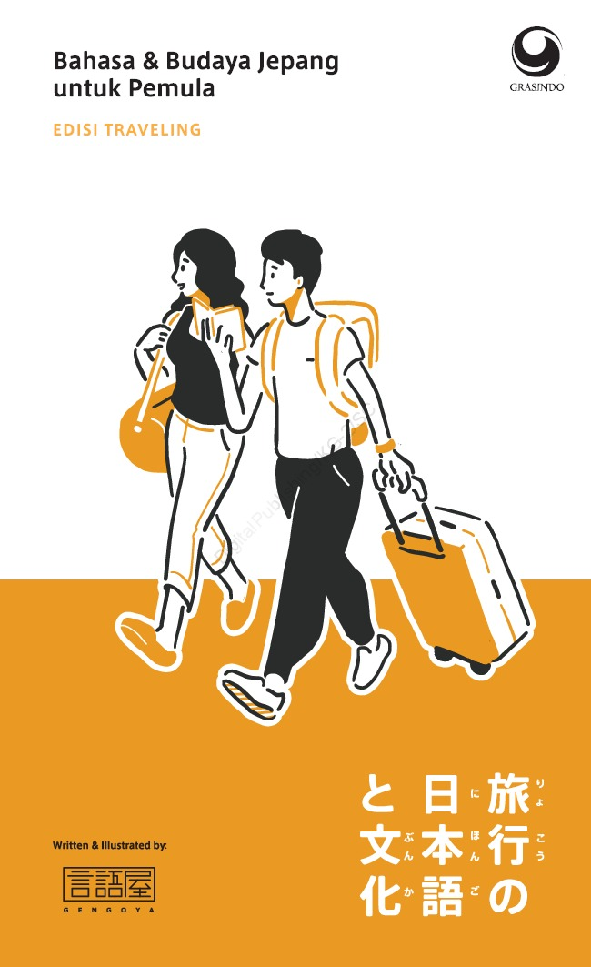 Bahasa & Budaya Jepang untuk Pemula Edisi Traveling