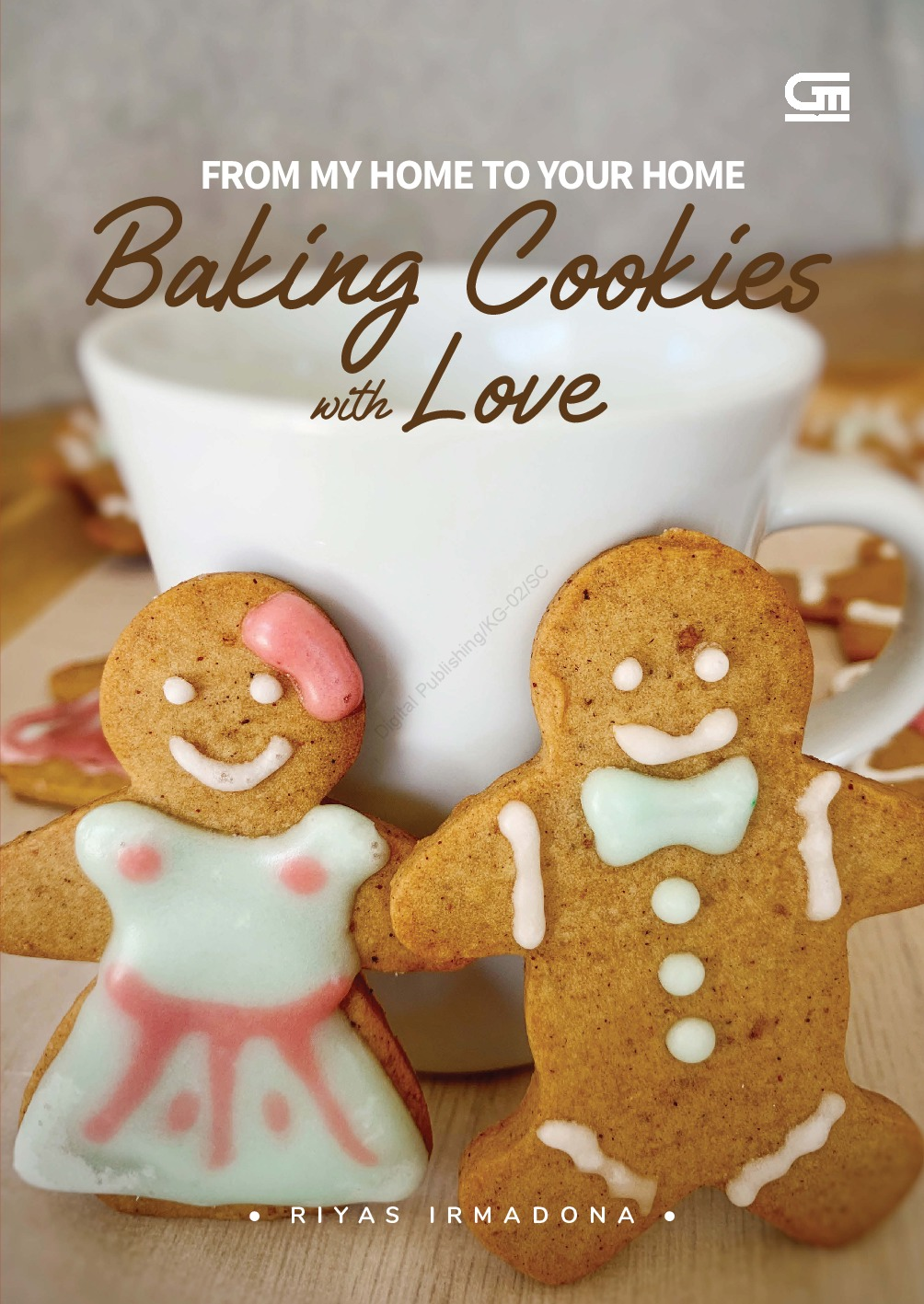 Baking Cookies with Love - From my Home to Your Home