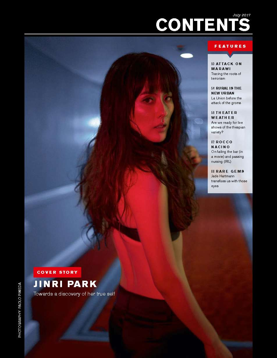 FHM Philippines Magazine July 2017