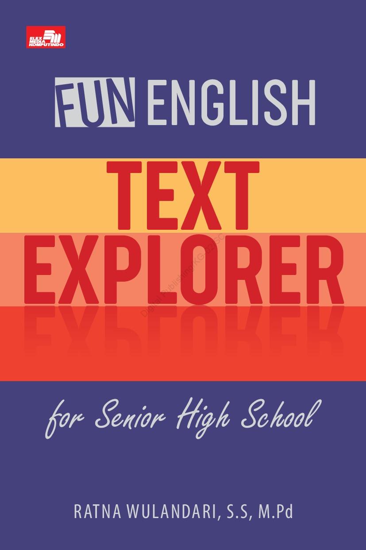 Fun English - Text Explorer
