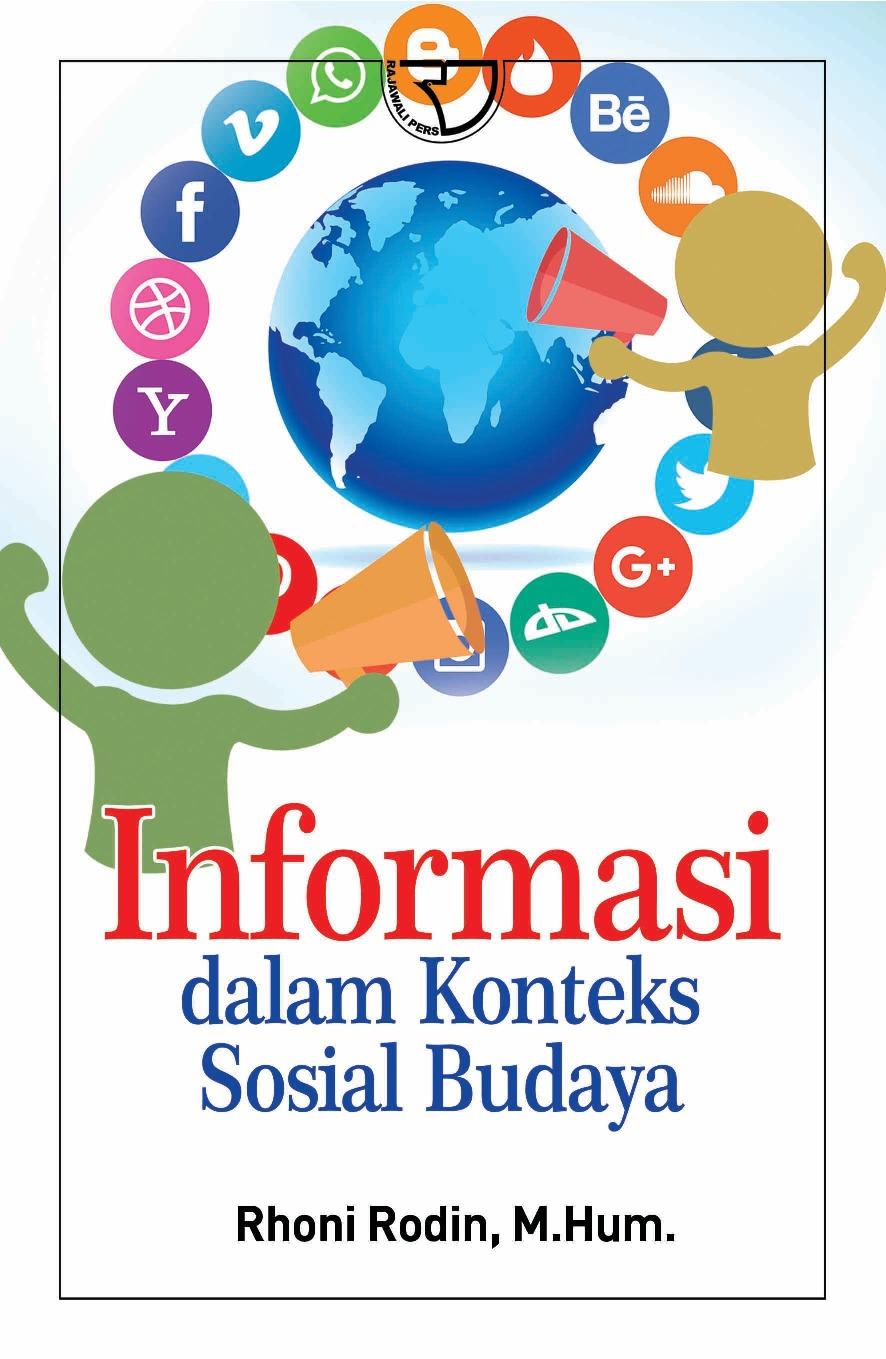 Informasi dalam Konteks Sosial Budaya