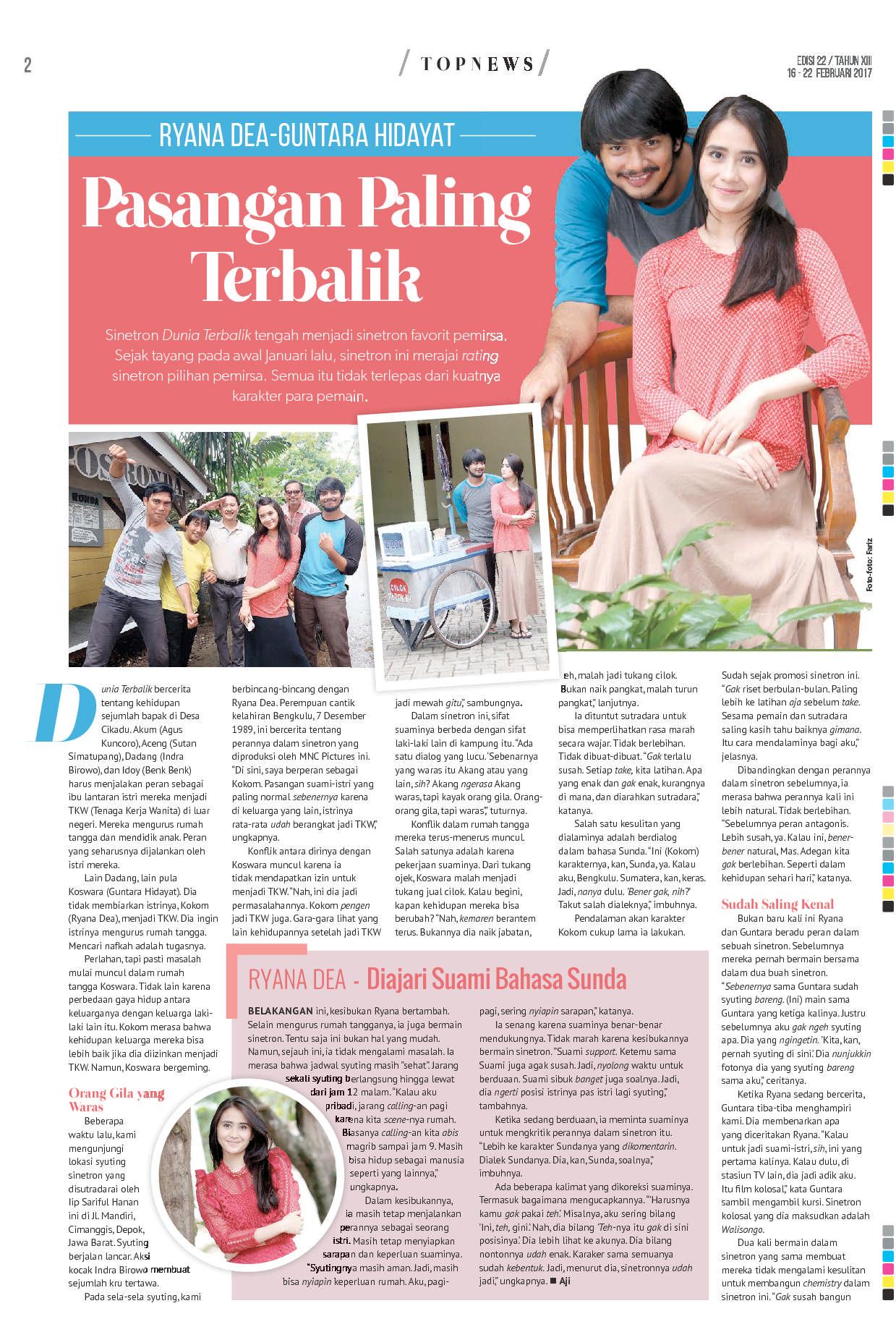Tabloid Genie Magazine ED 22 February 2017 Gramedia Digital