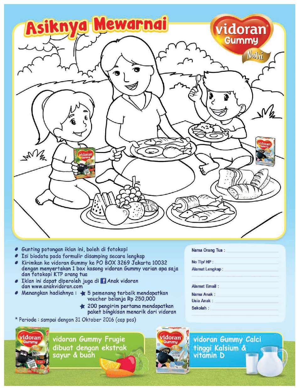 Just For Kids Magazine Ed 07 October 2016 Gramedia Digital