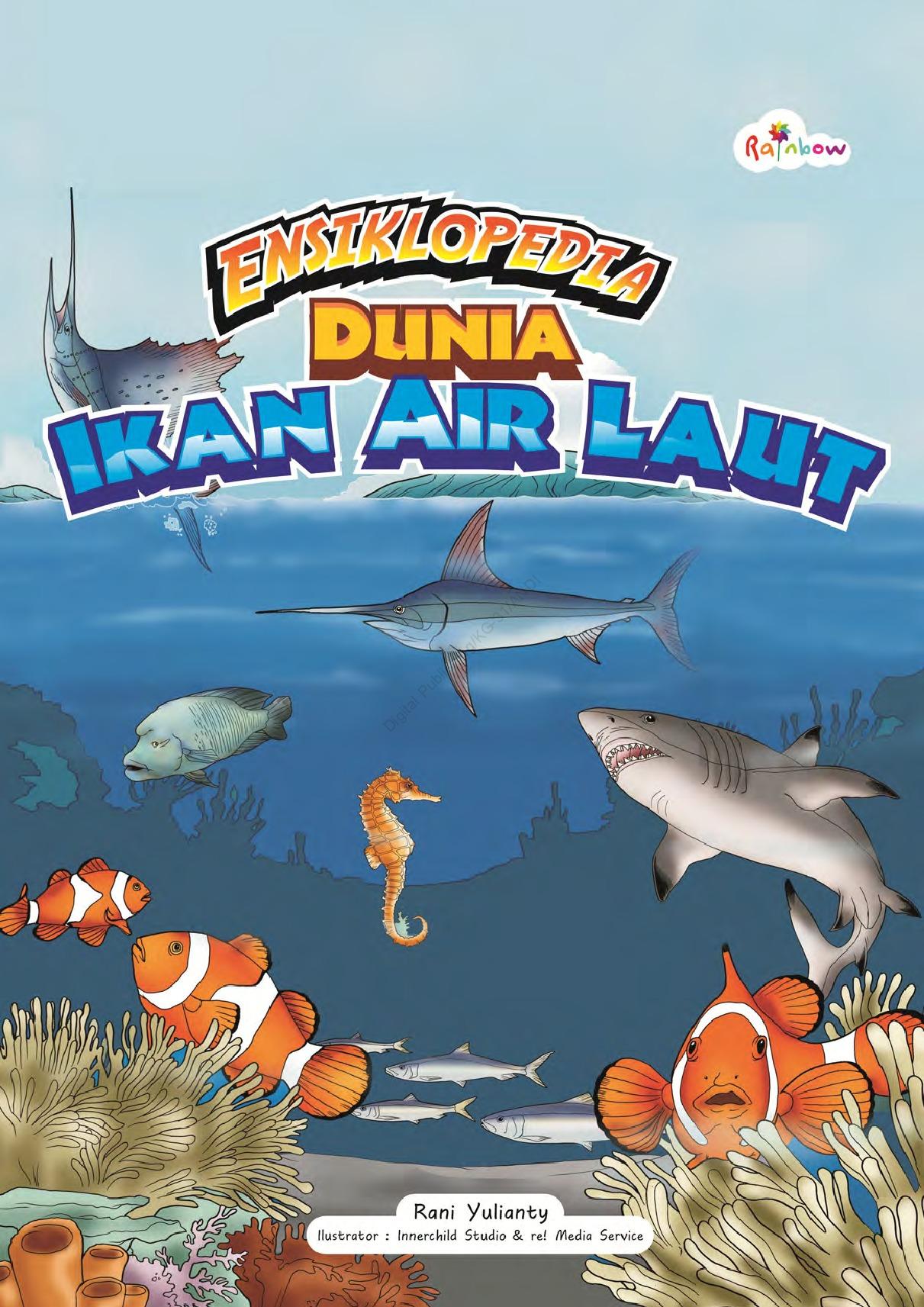 Ensiklopedia Dunia Ikan Air Laut (FC)