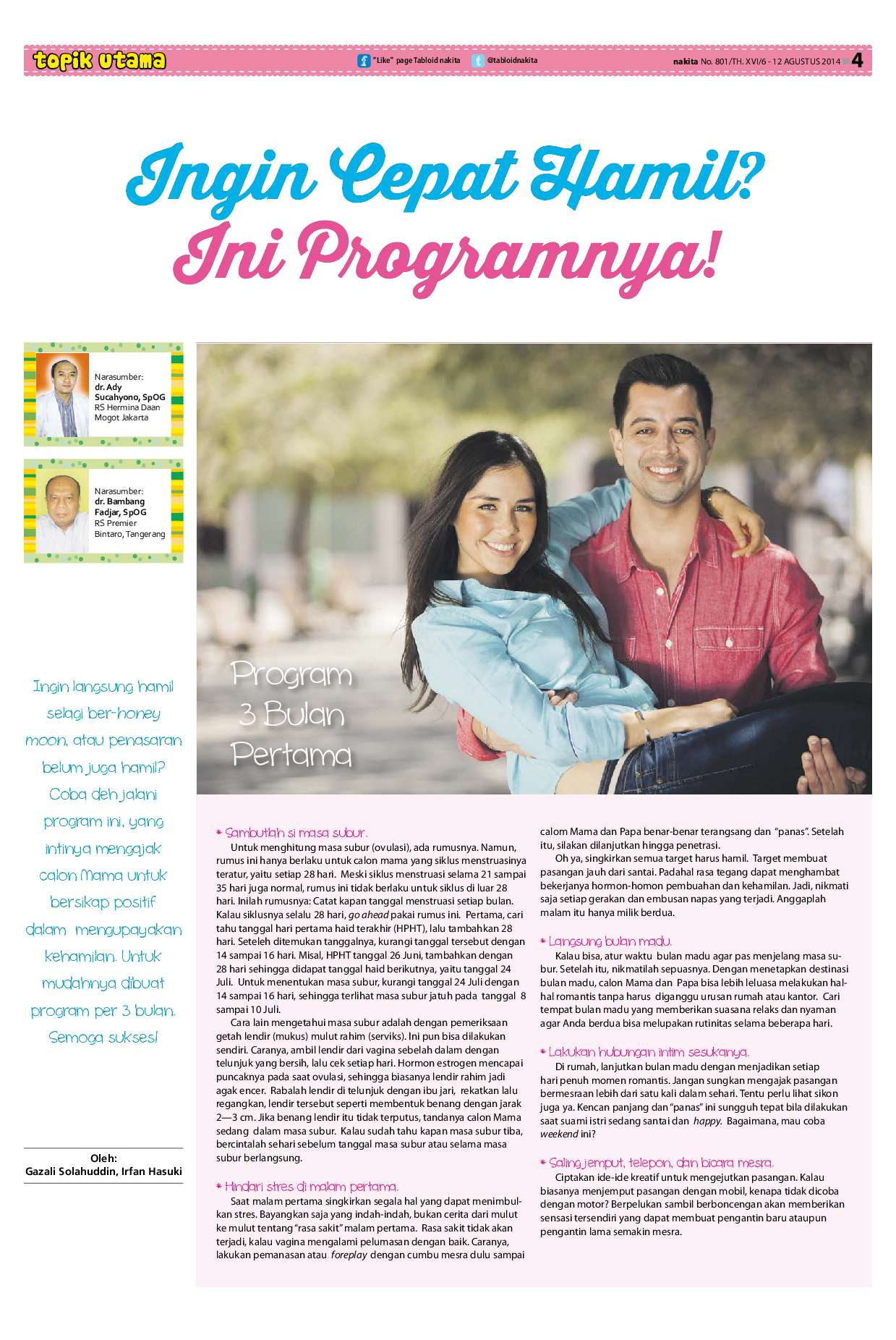 Nakita Magazine ED 801 2014 - Gramedia Digital