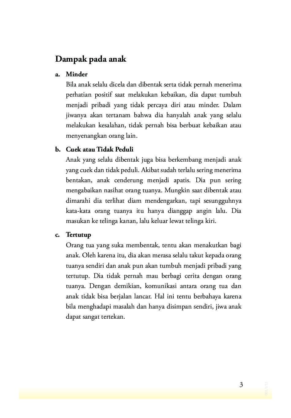 Jual Buku 5 Yang Dilarang Oleh Arfiani Dan Rinna Rahmawati Re Media