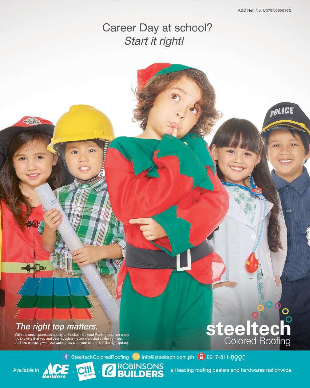 Real Living Philippines Magazine April 2017 - Gramedia Digital