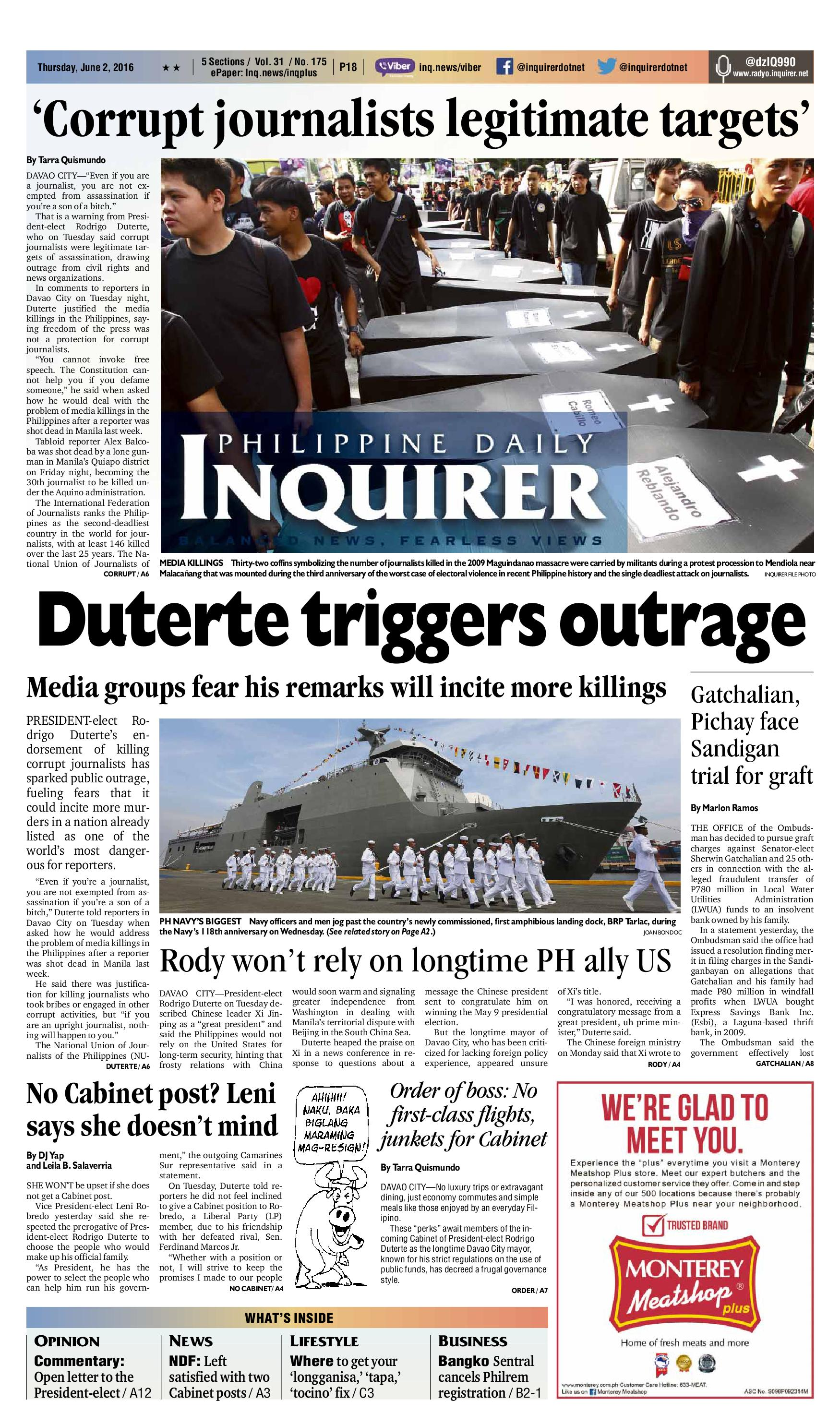 """philippine daily inquirer essay The selection process was described as """"brutal,"""" """"dramatic and strict,"""" but in the end, 64 young authors made it to the pages of the philippine daily inquirer's fourth and latest volume of """"young blood"""" """"young blood 4,"""" launched on sunday, is a compilation of essays that tell."""