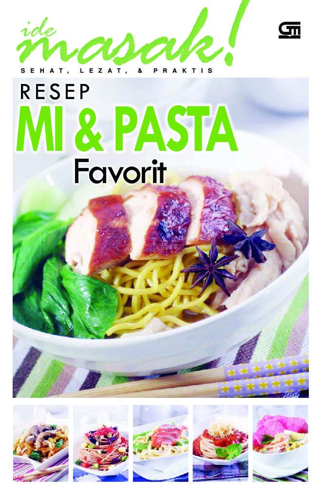 Resep Mi & Pasta Favorit