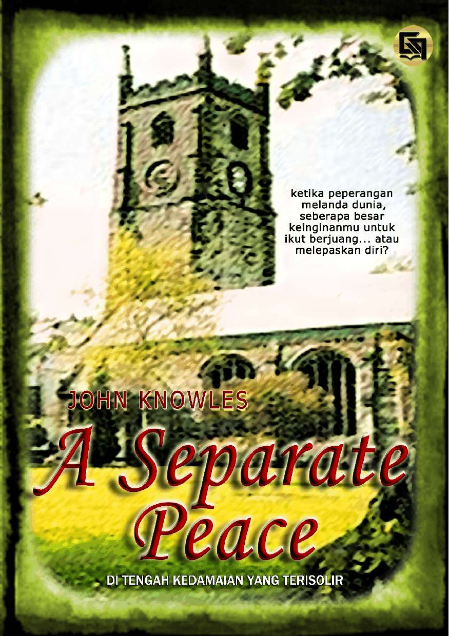 an analysis of the book a separate piece by john knowles