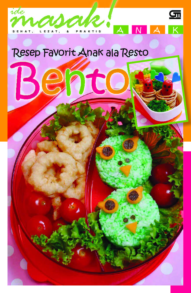 Jual Buku Resep Favorit Anak Ala Resto Bento Oleh Ide Masak Gramedia Digital Indonesia