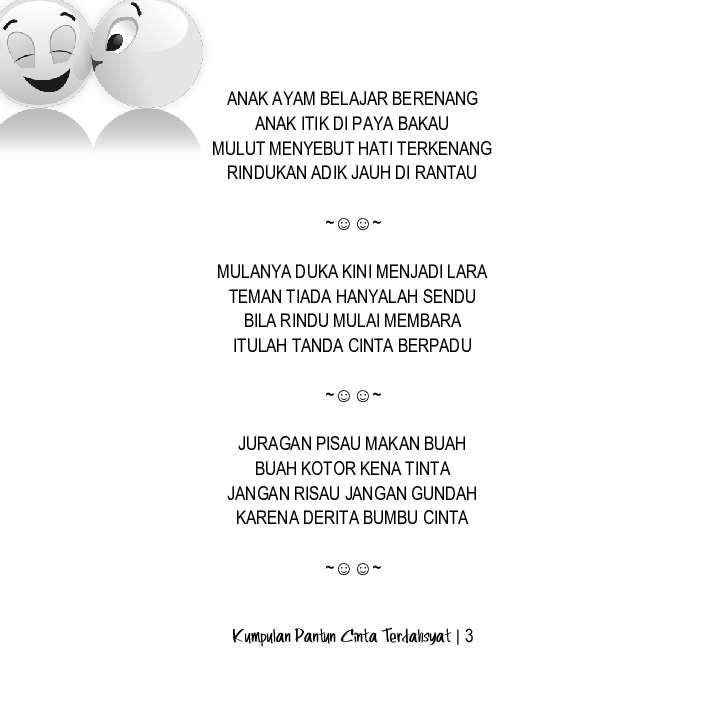 Kumpulan Pantun Cinta Terdahsyat Book By Harry Iwak Sapi Gramedia