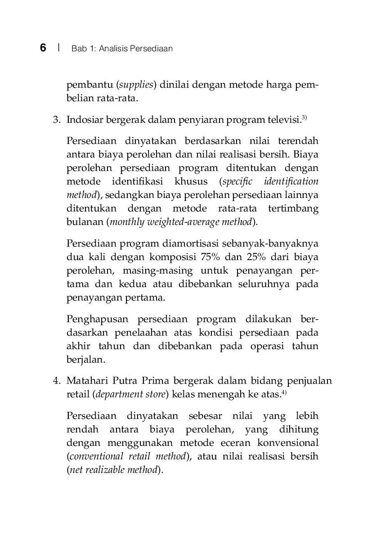 Investigasi Laporan Keuangan Analisis Ratio Keuangan Book By Toto Prihadi Gramedia Digital