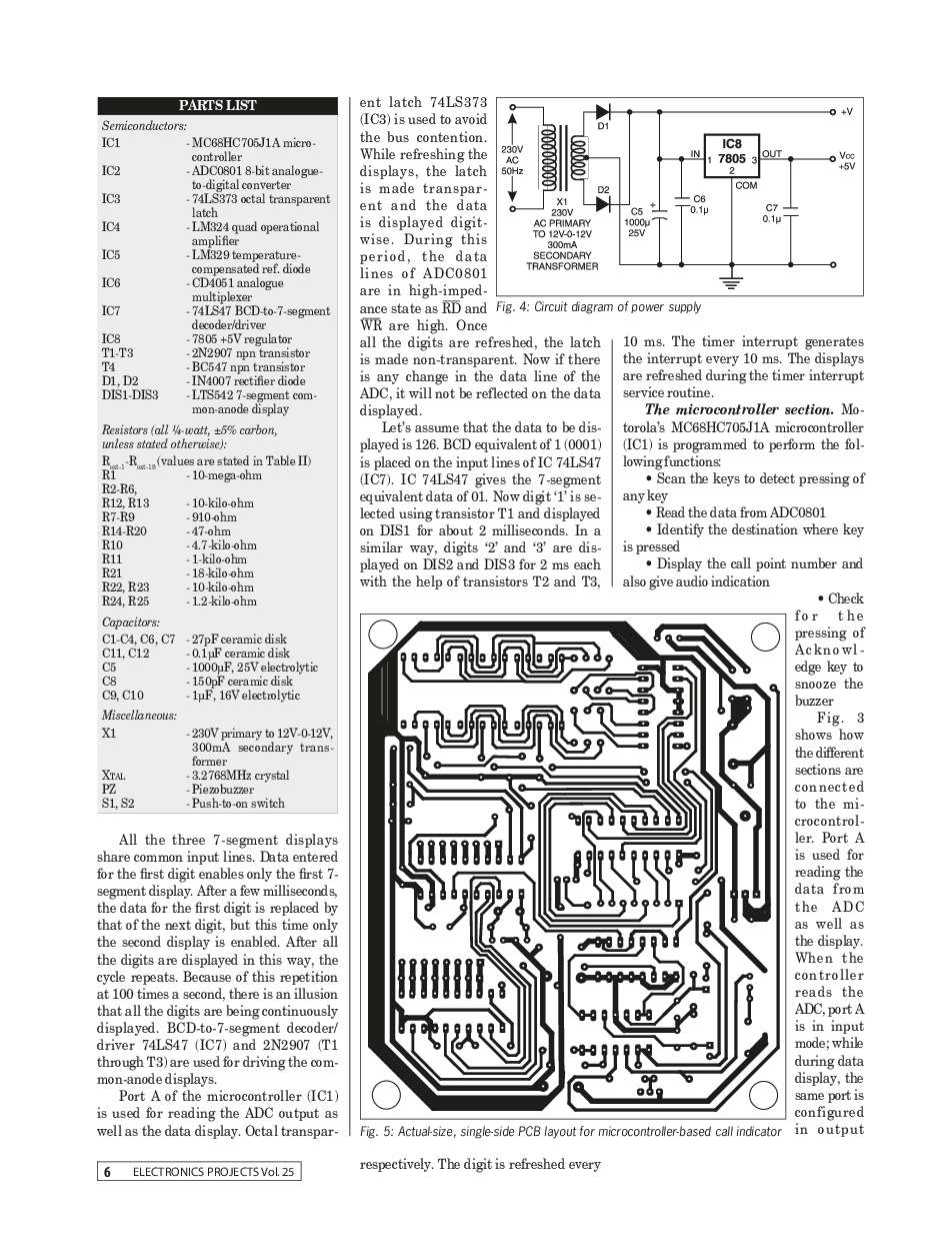 Electronics Projects Vol 21 Pdf Circuit Diagram Of This Low Cost 655 Watt Amplifier Schematic Design Using Two Darlington Transistors Tip 697 Commonly Accepted Definition Is As Pmbok