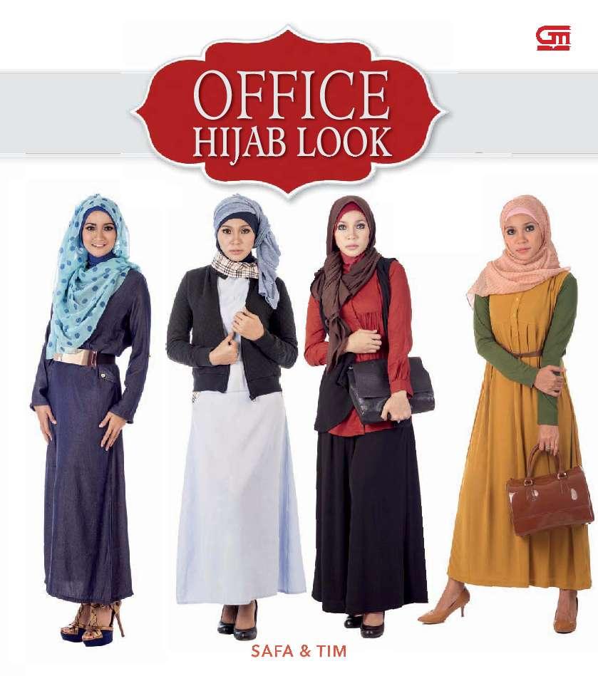 Office Hijab Look Book by Safa Tim Gramedia Digital