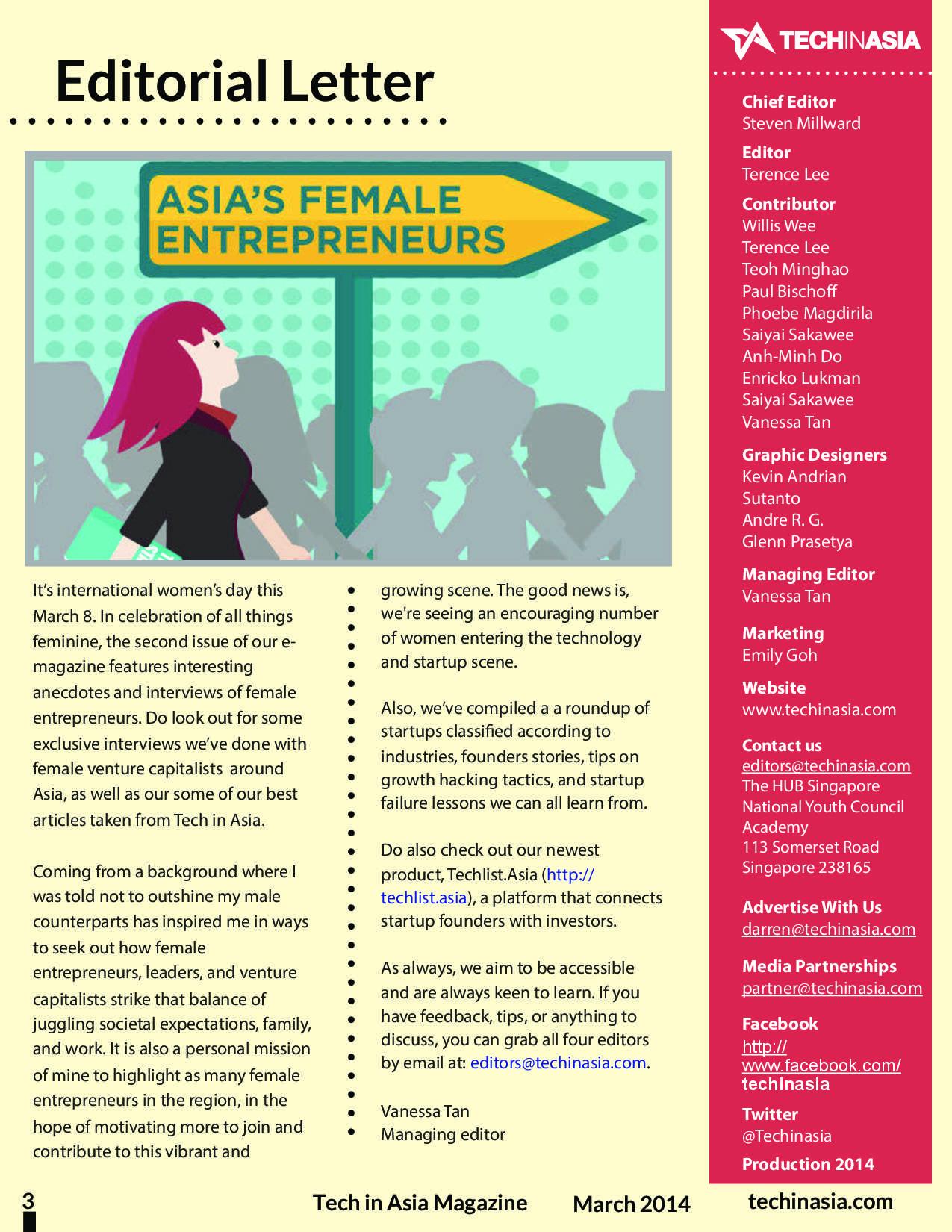 jual majalah tech in asia ed 02 2014 gramedia digital indonesia