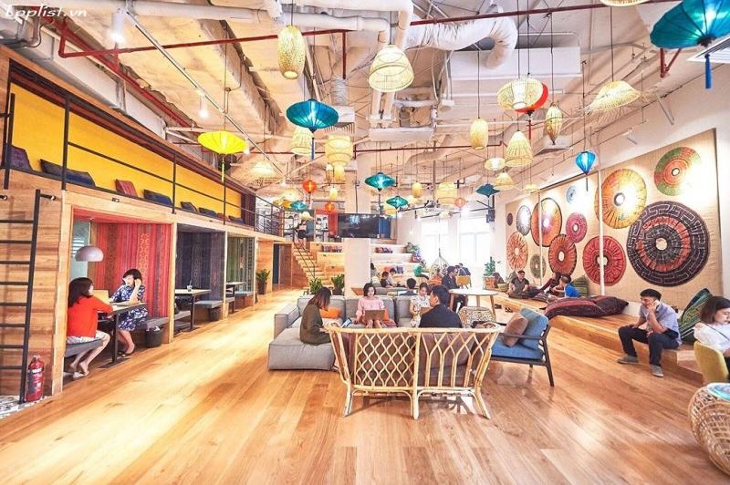 Co-working space ở Hà Nội giá siêu hạt rẻ cho Fresh startup 26