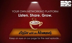 Coffee with an Alumnus Episode 02