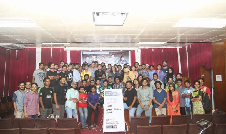 Introduction to Falling Walls Lab Bangladesh