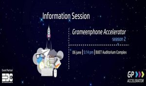 GP Accelerator Info Session at BUET