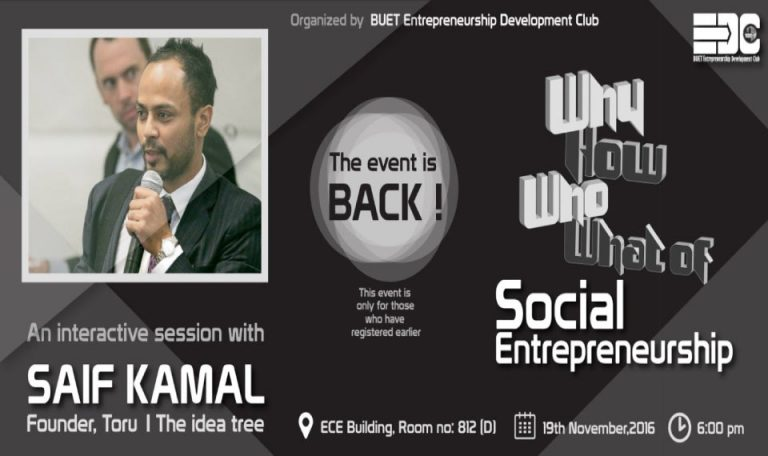 Why, How, Who and What of Social Entrepreneurship