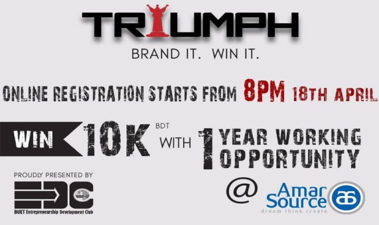 Triumph: Brand It. Win It.
