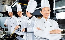 Career chef