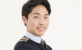 Career flight attendant