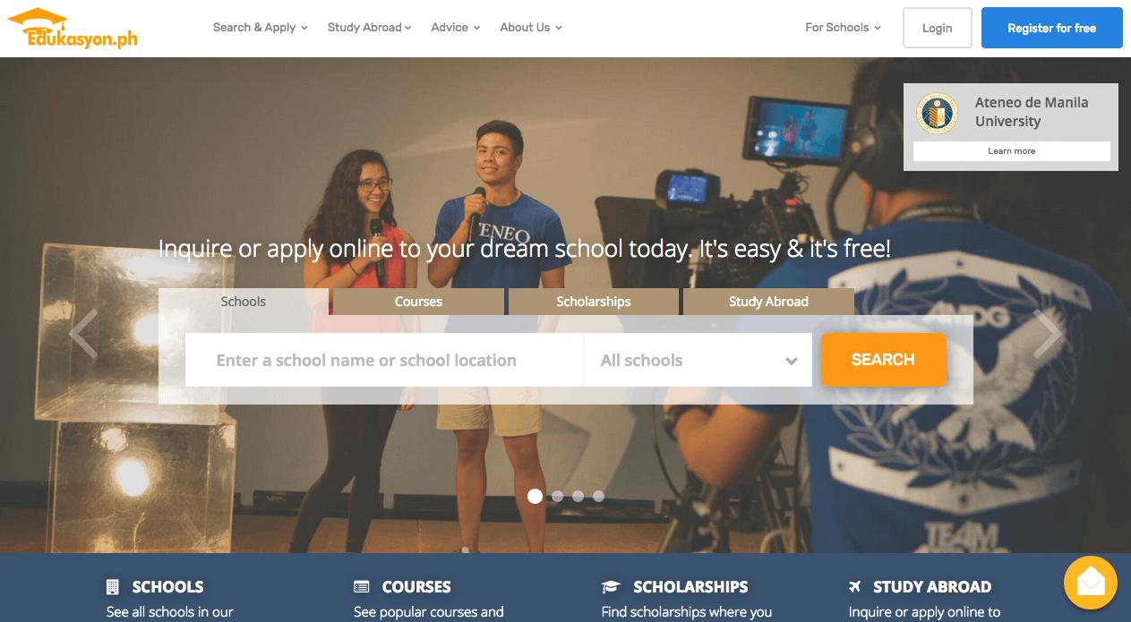 Edukasyon ph: Apply to Colleges & Senior High Schools Online