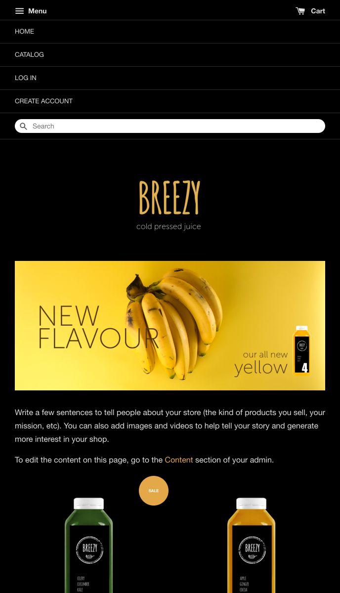 Breezy | EasyStore