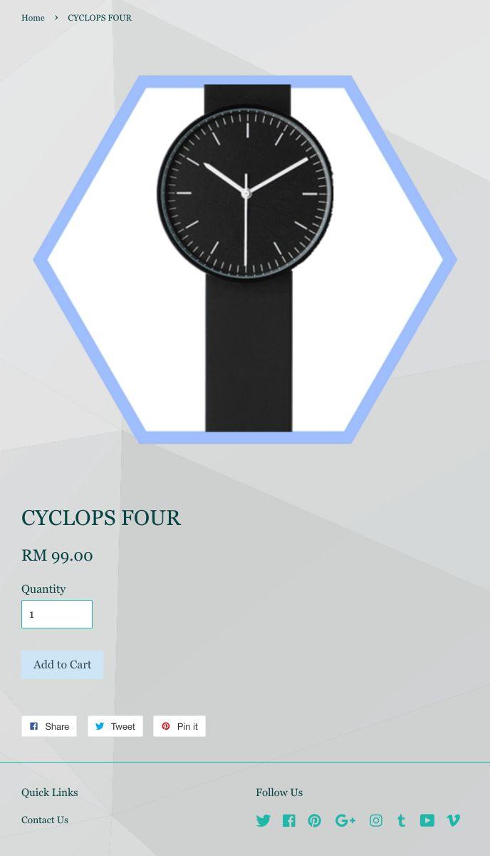 Cyclops | EasyStore