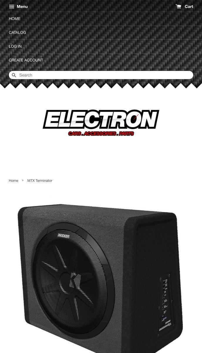 Electron | EasyStore