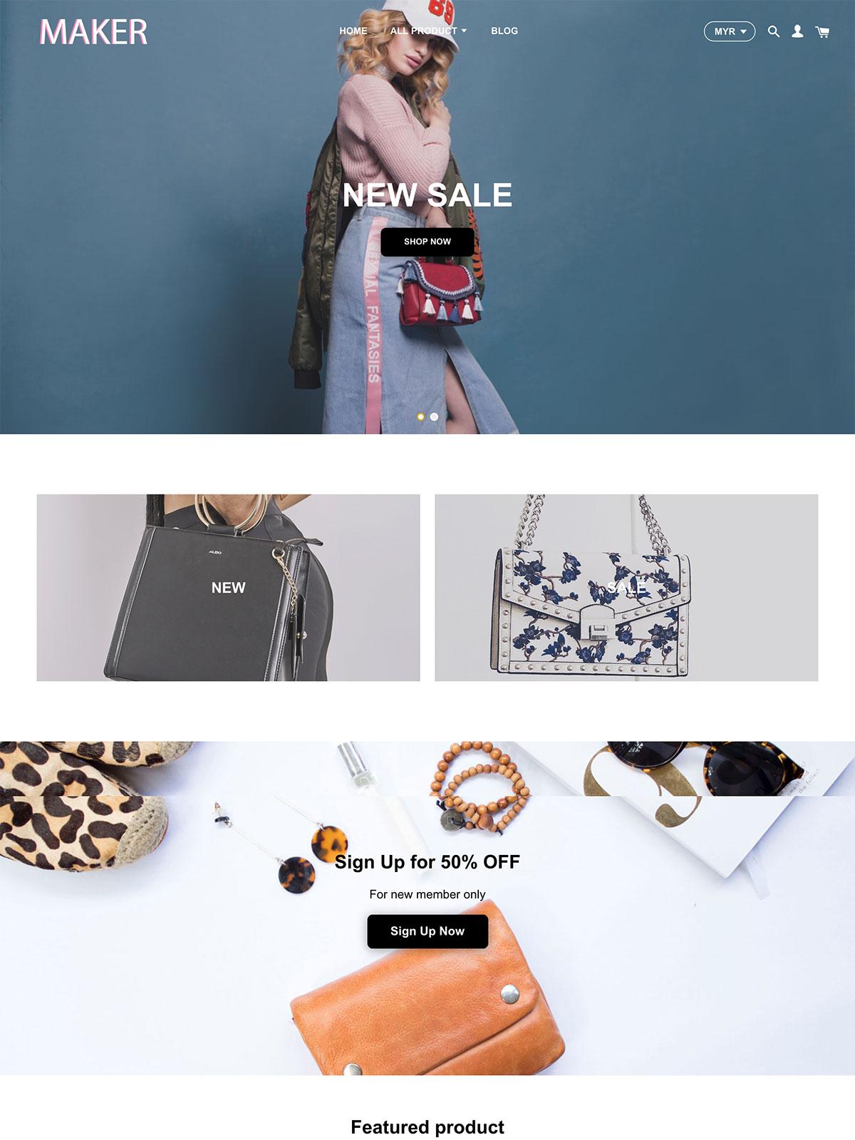 MAKER | EasyStore