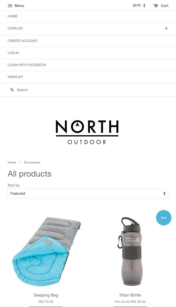 North | EasyStore