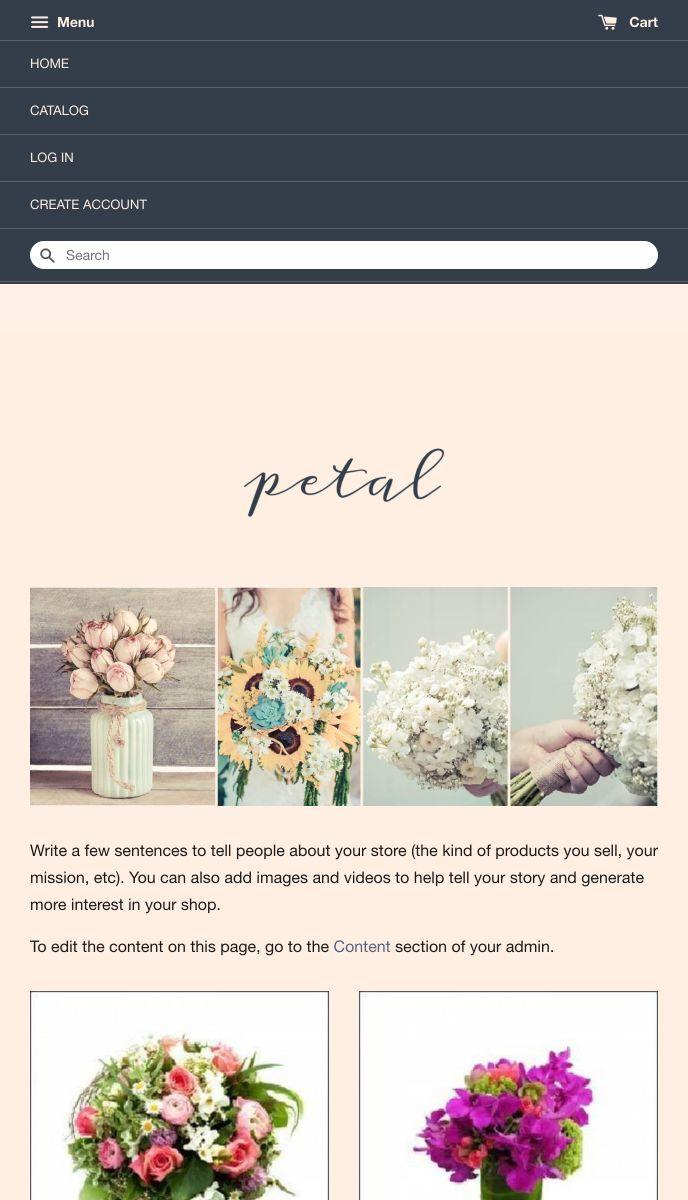 Petal | EasyStore