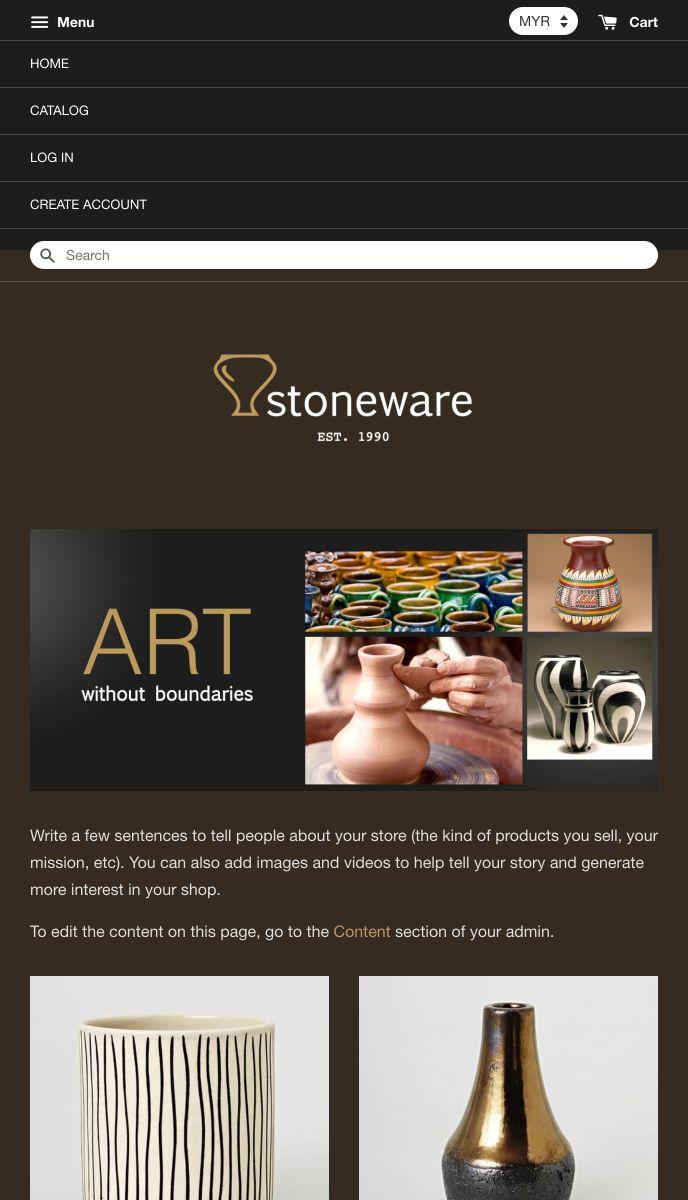 Stoneware | EasyStore
