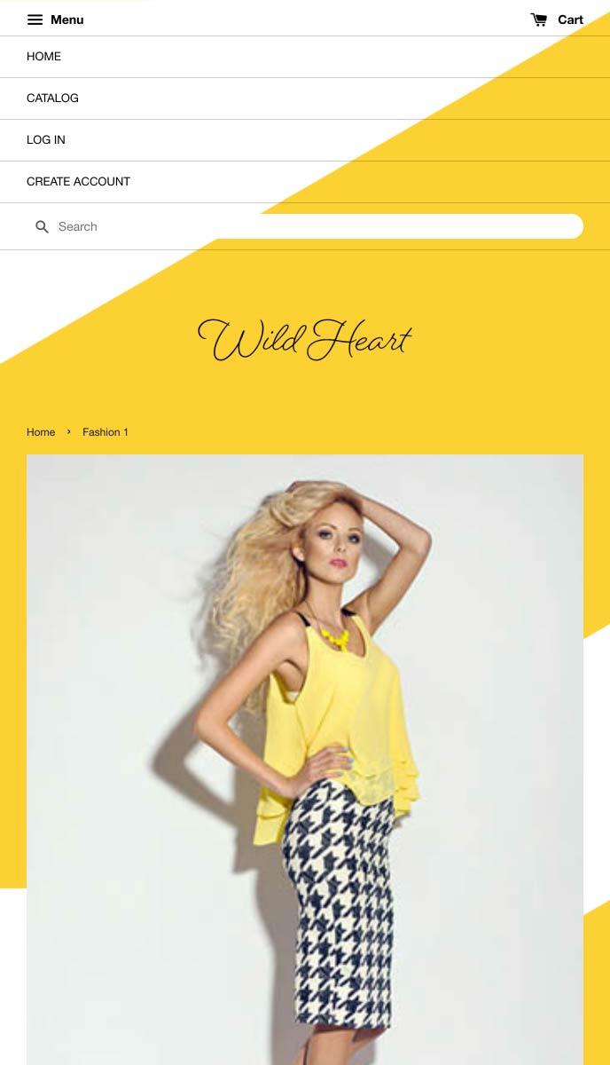 WildHeart | EasyStore