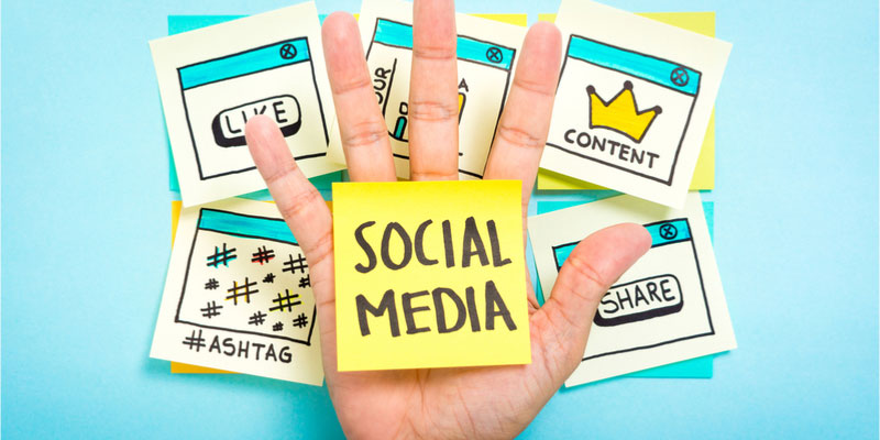 Nampak sama, Social Media Marketing dan Content Marketing memiliki perbedaan - EKRUT
